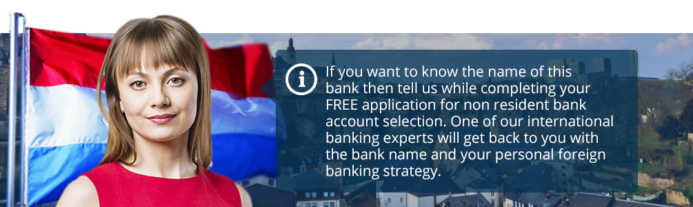 Personal Account Opening With European Bank In Luxembourg Which Is Heavily Client Orientated Eu Deposit Scheme