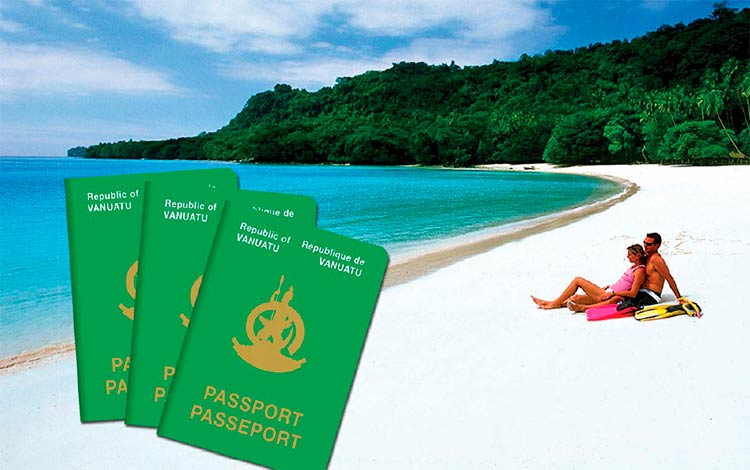 Second Passport of Vanuatu