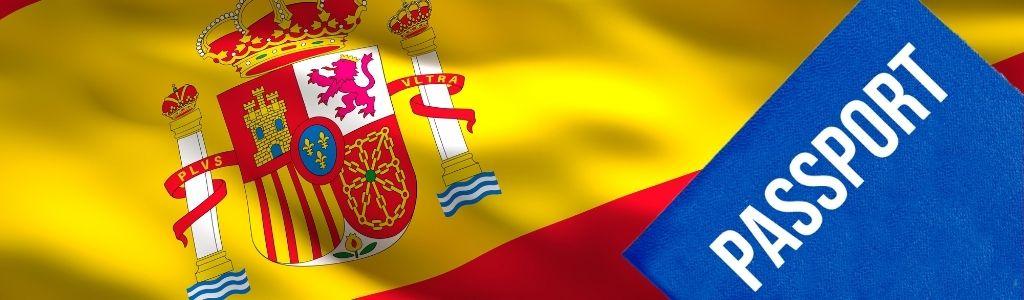 Испания паспорт - картинка