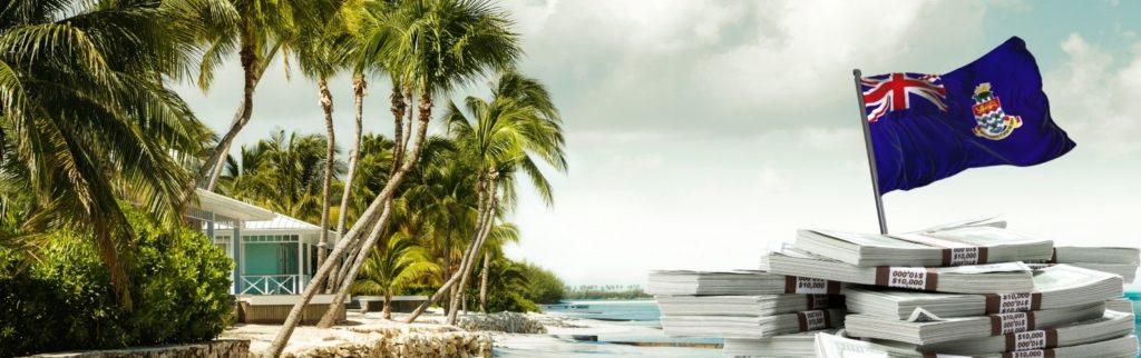 Каймановы острова - счет